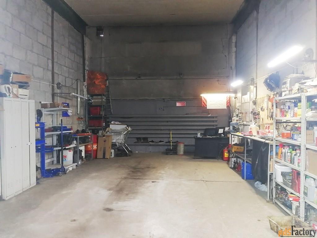 производственно-складской комплекс/помещение, 25 м²