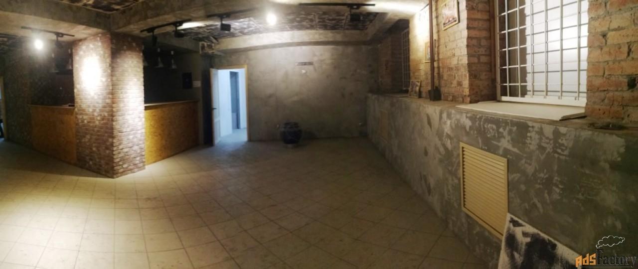торговое помещение, 118 м²