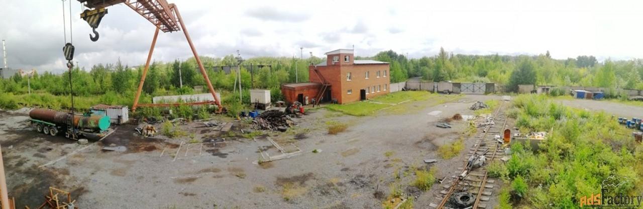 производственно-складской комплекс/помещение, 38000 м²