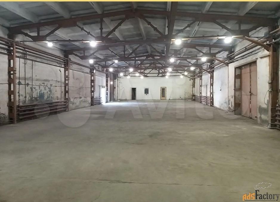 производственно-складской комплекс/помещение, 500 м²