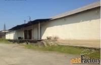 производственно-складской комплекс/помещение, 1050 м²