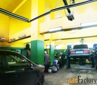 автомойка/автосервис/сто/автосалон, 2100 м²