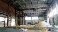 производственно-складской комплекс/помещение, 1400 м²