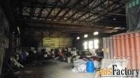 производственно-складской комплекс/помещение, 800 м².литейка
