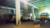 производственно-складской комплекс/помещение, 420 м²
