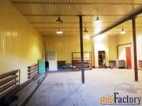 производственно-складской комплекс/помещение, 170 м²