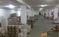 производственно-складской комплекс/помещение, 1060 м²