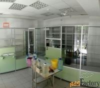 торговое помещение, 55 м²