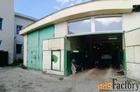 автомойка/автосервис/сто/автосалон, 280 м²