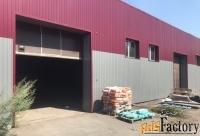 производственно-складской комплекс/помещение, 580 м²