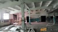 производственно-складской комплекс/помещение, 3000 м²