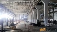 производственно-складской комплекс/помещение, 2400 м²