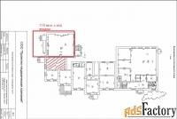 торговое помещение, 48 м²