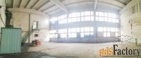 производственно-складской комплекс/помещение, 1200 м²