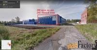 производственно-складской комплекс/помещение, 280 м²