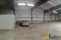 производственно-складской комплекс/помещение, 570 м²