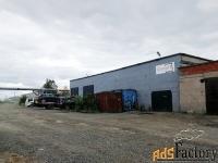 производственно-складской комплекс/помещение, 50 м²