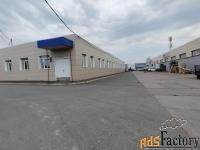 производственно-складской комплекс/помещение, 400 м²