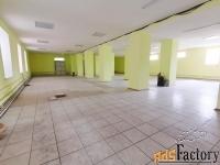 торговое помещение, 800 м²