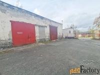 производственно-складской комплекс/помещение, 110 м²