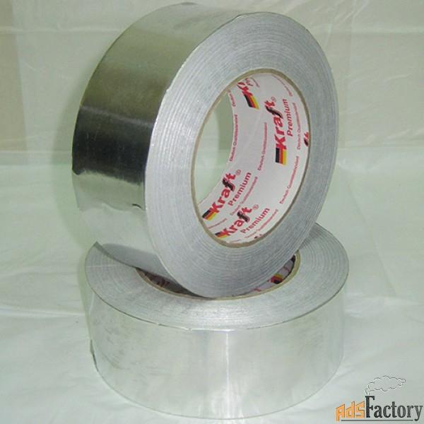 алюминиевая клейкая лента kraft 48/50