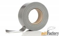 Алюминиевая клейкая лента армированная волокном  48/50