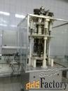 Закаточный автомат под винтовую водочную и газводы бутылку. Германия