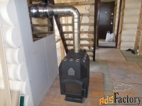 дымоход.отопление.вентиляция.трубочист. #dum3850