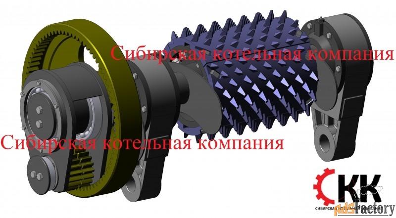запасные части дробилок двухвалковых зубчатых ддз-4, ддз-6