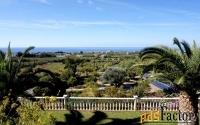 Эксклюзивный 5-спальный особняк с видом на море в районе Пафоса-Кипр