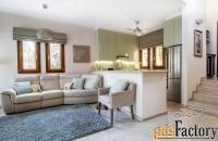 Впечатляющая 3-спальная вилла в гольф-курорте Aphrodite Hills Пафоса