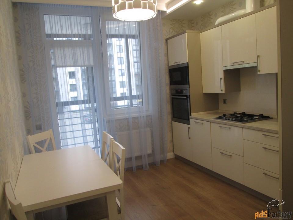 1 - комн.  квартира, 45 м², 2/9 эт.