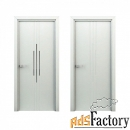 межкомнатные двери экошпон сафари 3d