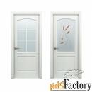 двери межкомнатные палитра 3d (стекло)