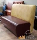 диван для кафе оскар