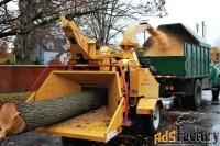 расчистка участков от деревьев с вывозом мусора
