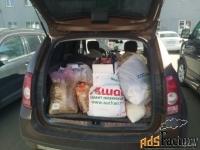 перевозка небольших грузов\междугородние поездки\такси межгород