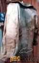 женская куртка кожаная (натуральная)