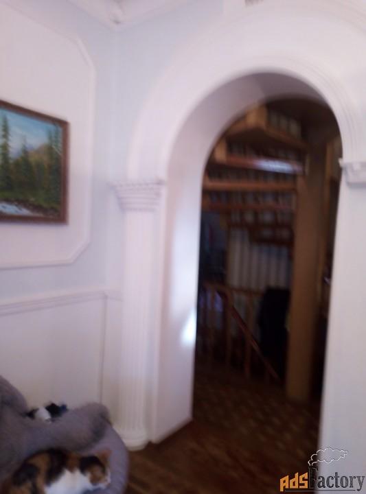 дом 257 м² на участке 4,5 сот.