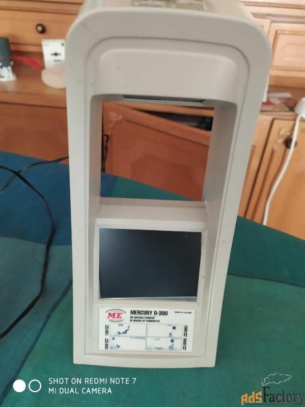 продам-дешево детектор валют