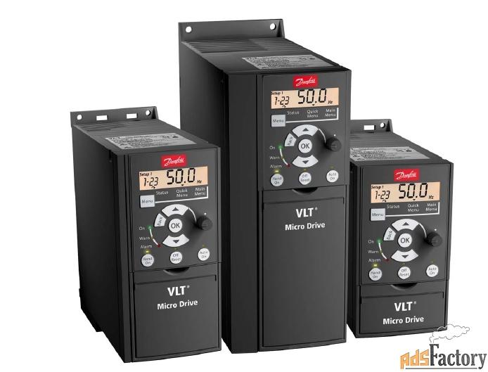 частотные преобразователи, электродвигатели, редук
