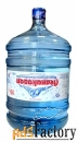минеральная вода ледниковая