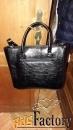 элегантная черная сумка