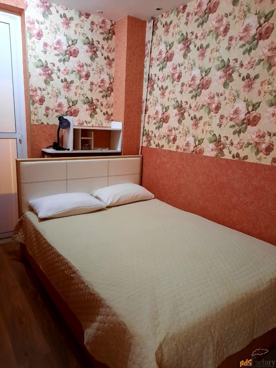 1 - комн.  квартира, 42 м², 6/9 эт.
