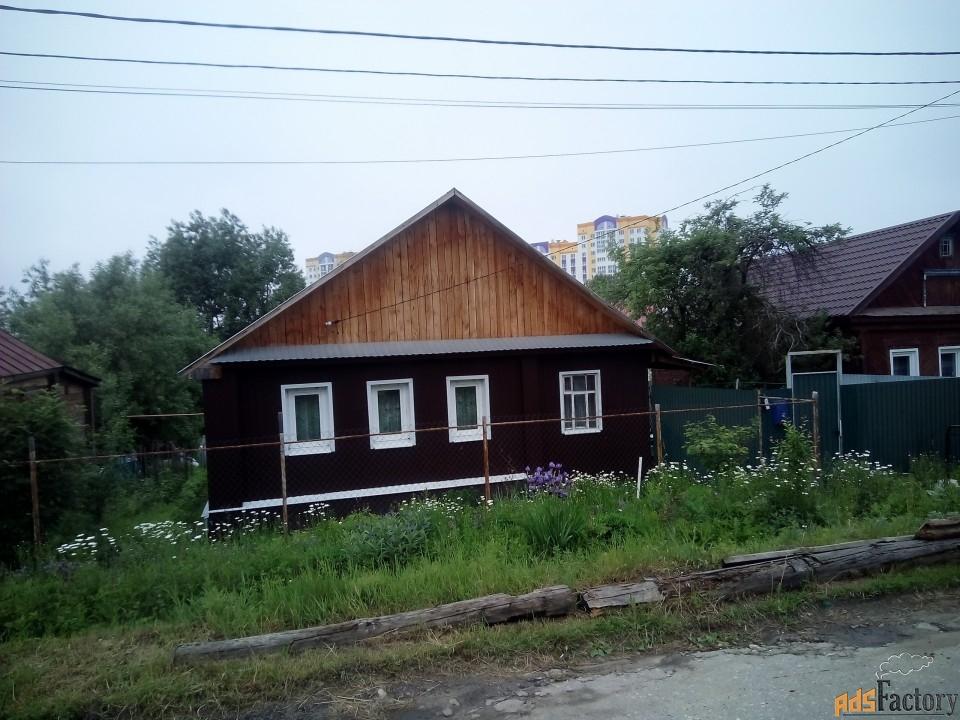 дом 55 м² на участке 7 сот.