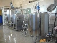 любое молочное оборудование, линии, емкости, вдп. завод гранд