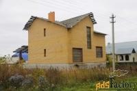 дом 137 м² на участке 10 сот.