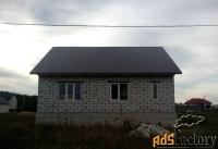 дом 123 м² на участке 9 сот.