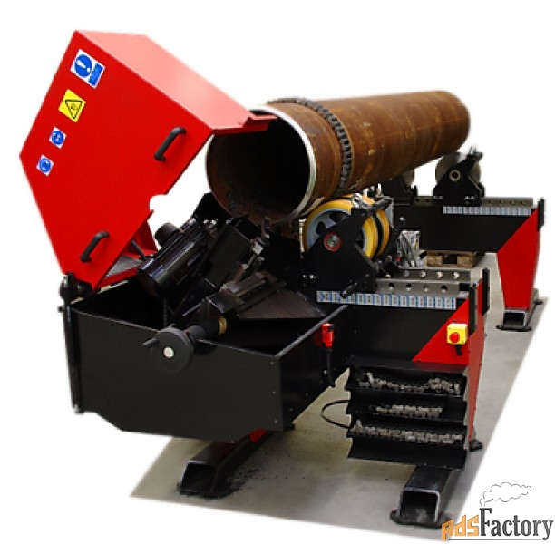станок для обработки торцов труб pro 40 pbs