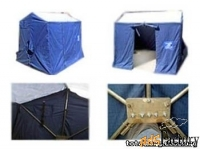 палатка сварщика нефтяник